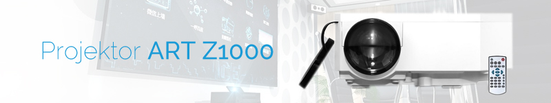 projektor art z1000 sklep elektronika rtv